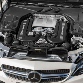 Mercedes-Benz Engines C-Class coupe C63 AMG / S 4.0 OM 177.980 476-510 BHP BHP Engine