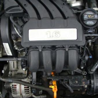 USED - VW engines 1.6 (8v) Fits ALL: VW / golf / passat / Audi / Seat Bare engine BSE