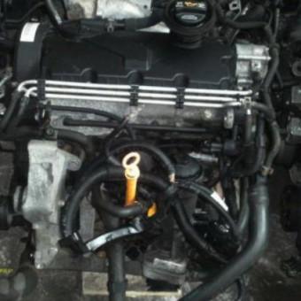 USED - VW engines Fits ALL: VW / Beetle / Golf / Seat / Skoda 1.9 TDI ATD engine - LOW MILES
