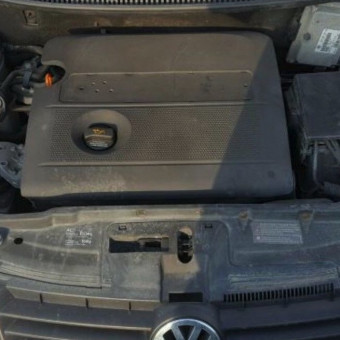 USED - VW engines Fits ALL: VW / POLO / SKODA / SEAT 1.4 (16V) BKY engine
