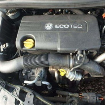 1.7 CDTI ASTRA J ZAFIRA Corsa Mokka Meriva A17DTS 2008-2015 Diesel Engine