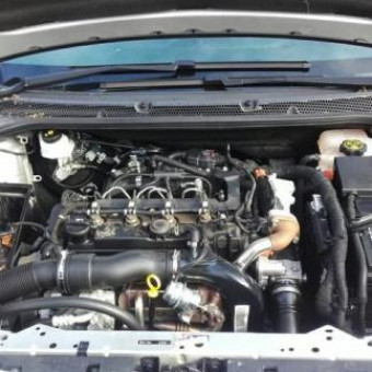 1.7 ASTRA Engine Vauxhall Mokka Cdti A17DTE (2009-15) Diesel Engine