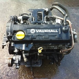 Used - Vauxhall engines FITS ALL: 1.7 dti Astra / Corsa / Combo y17dtl engines