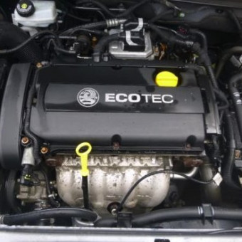 Used - Vauxhall engines Fits: Zafira / Astra 1.6 Z16xer petrol engine LOW MILES