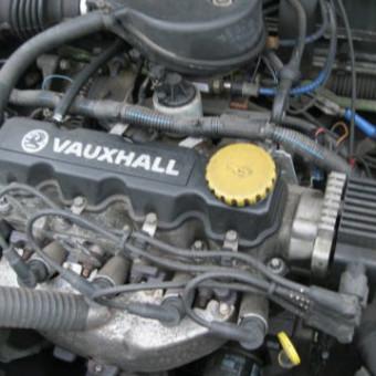 Used - Vauxhall engines Fits all: 1.6 Zafira / Astra / vectra 1.6 (8V) X16SZR petrol engine