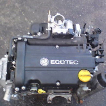 Vauxhall engines Fits: ALL Corsa / Agila / Combo 1.2 (16v) Z12XEP TWINPORT - Only 51 k miles