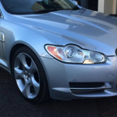 4.2 Jaguar XF / XFS / XJ Supercharged SV8 Petrol 1G 416 BHP Engine