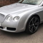 6.0 Bentley Continental GT Flying Spur W12 2004-10 BEB Petrol Engine