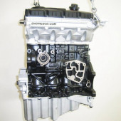 RECONDITIONED - Audi Vw Engines * Fits : Audi A4 A3 A6 / VW Caddy / Seat / Skoda 2.0 tdi BMM * UPRATED OIL PUMP INCLUDED Engine