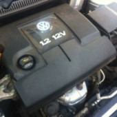USED - VW engines Fits all: Polo / Seat / Skoda / Audi 1.2 (12v) AZQ Bare engine