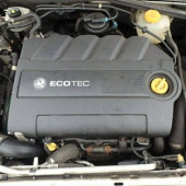 USED - Vauxhall engines Fits ALL: Astra / Vectra / Zafira 1.9 cdti 16v Z19DTH Engine