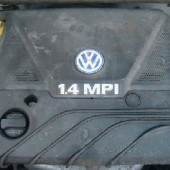 Used - VW engines Fits ALL: VW / Seat / Audi / POLO 1.4 MPI (8v) AUD engine - LOW MILES