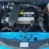 Used - Vauxhall engines Fits all: Astra / VXR 240 bhp 2.0 16v Z20LEH Engines