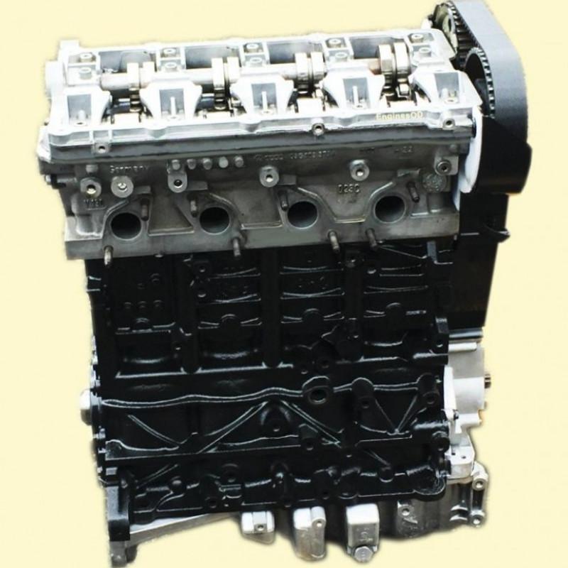 Reconditioned 2.0 Audi Engine