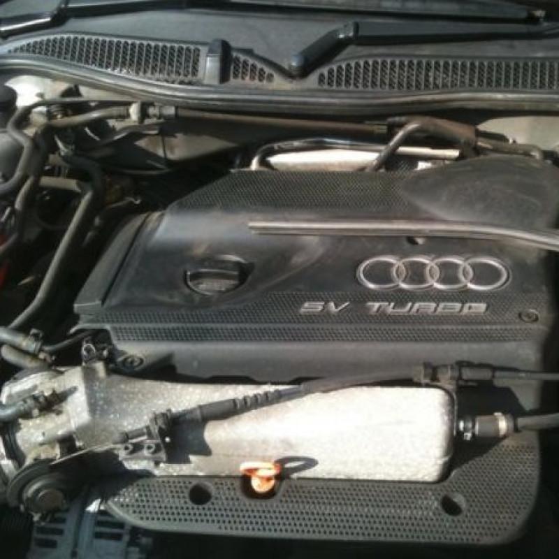 1.8 Audi Tt Engines